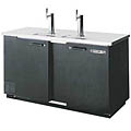 Kegerator - Commercial Grade Unit, Fits up to three 1/2 Barrel (Full Size) Kegs