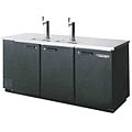 Kegerator - Commercial Grade Unit, Fits up to four 1/2 Barrel (Full Size) Kegs