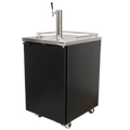 Kegerator - Commercial Grade Unit, Fits up to 1/2 Barrel (Full Size) Kegs