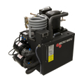 Pro-Line Glycol Power Pack, 350 ft Distance, 3/4 HP Compressor, Two pumps & Motors, Water Cooled