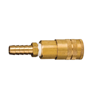 Review Gas Disconnect Coupler - Brass
