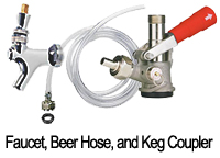 how to change and clean a keg